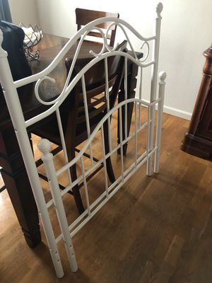 Twin size bed frame for Sale in Joint Base Lewis-McChord, WA
