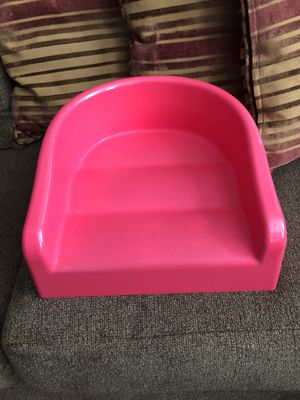 Prince Lionheart Toddler Kid soft booster seat $10 for Sale in Phoenix, AZ
