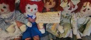 Raggedy Ann and Andy for Sale in Mesa, AZ