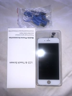 Brand New Lcd screen for iPhone 6, 6s, 7, and 8 plus for Sale in Baldwin Park, CA