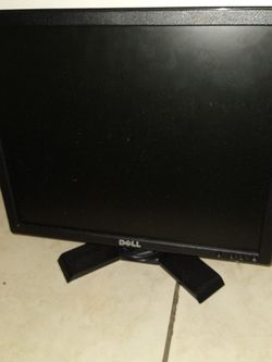 Dell Computer Monitor for Sale in Hollywood,  FL