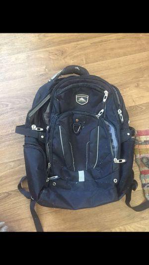High Sierra backpack for Sale in Tempe, AZ