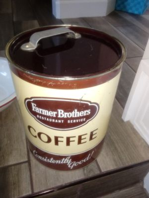 Antiques coffee container and bowls for Sale in Modesto, CA