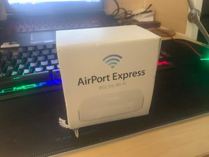 Apple Airport Express Router/WiFi extender. for Sale in Costa Mesa, CA