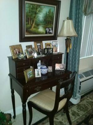 Small Cherry Secretary Desk for Sale in Wilton Manors, FL
