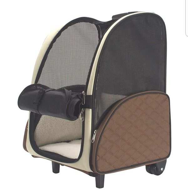 Pet carrier for travel