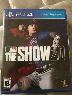 MLB 20! for Sale in Bellmead,  TX