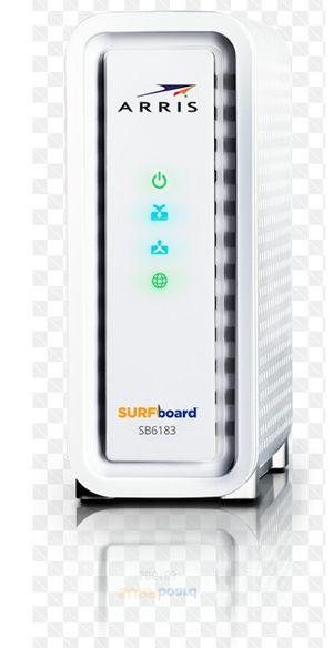Arris SURFboard Modem | Fast Wifi for Sale in Walnut Cove, NC