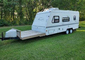 Trailer White Camper for Sale in Riverside, CA