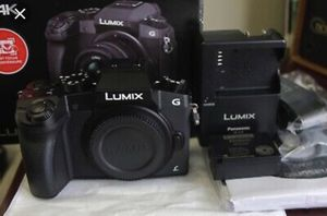 Panasonic G7 Mirrorless Camera with LUMIX G VARIO 14-42mm f/3.5-5.6 || Equipped w/ 3 Batteries + Charger + EF Mount Adapter + 1 sd memory card for Sale in Nashville, TN