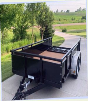 Everything Good like new (7x14) PJ Trailer for sale!! for Sale in Atlanta, GA