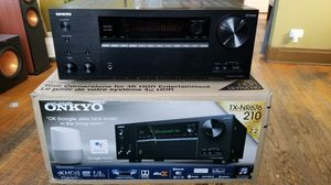 Onkyo TX-NR676 for Sale in Chicago, IL