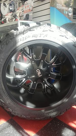 CALI wheels and Tires for Sale in San Bernardino, CA