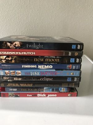 Assorted DVD for Sale in Springfield, VA