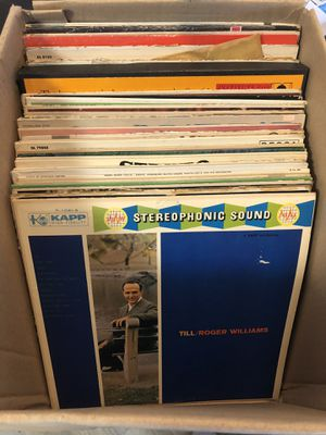 About 30 vinyl records for Sale in Escondido, CA