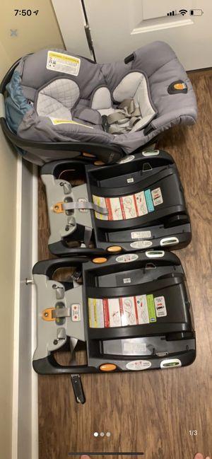 Chico keyfit30 car seat for Sale in Summerdale, AL