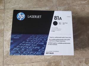 Hp LaserJet ink for Sale in Orlando, FL