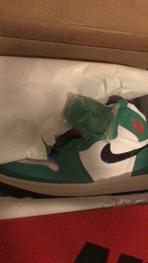 Jordan 1 lucky green for Sale in Durham, NC