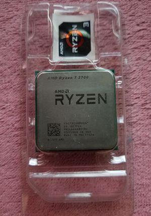 AMD Ryzen 7 2700 for Sale in Garden Grove, CA