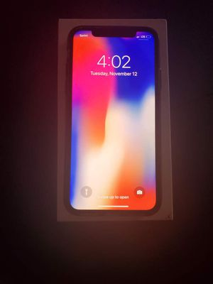 Sprint Iphone x 64gb excellent condition for Sale in Los Angeles, CA