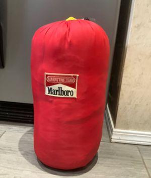 Marlboro Adventure team mummy sleeping bag. for Sale in Medford, NY