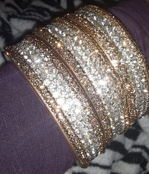 Plus Size XL Bling Bracelets for Sale in Garland, TX