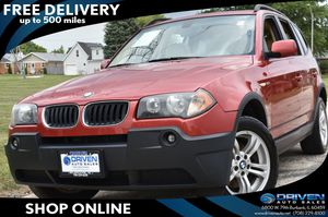 2004 BMW X3 for Sale in Burbank, IL