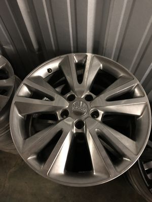 "4 used 20"" OEM Jeep Grand Cherokee rims for Sale in Chicago, IL"