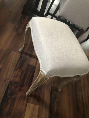 ottoman 45$ for Sale in Montclair, NJ