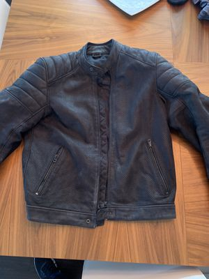 Revit motorcycle leather jacket for Sale in Orlando, FL