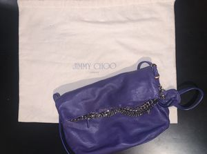 Purple Jimmy Choo Purse for Sale in South Barrington, IL