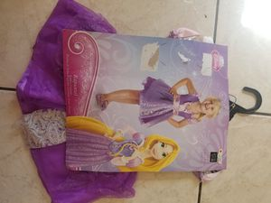 NEW rapunzel costume 2t for Sale in Atascocita, TX