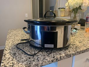 Stainless steel crock pot for Sale in McLean, VA