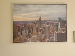 New York Skyline on canvas for Sale in Land O' Lakes, FL