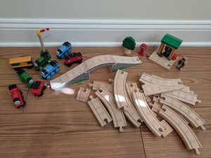 Thomas and Friends Wooden Railway for Sale in Parlin, NJ