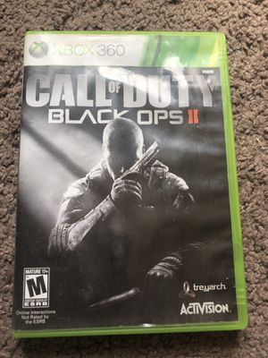Black ops 2 Xbox 360 for Sale in Colton, CA
