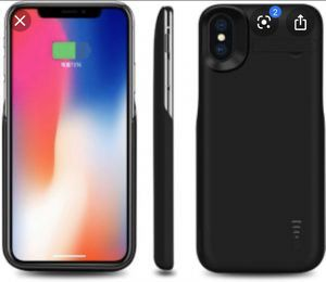 iPhone X case charger for Sale in Wenatchee, WA