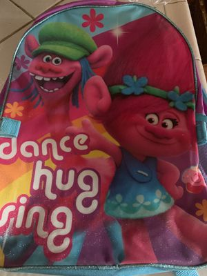 Trolls backpack for Sale in Rowland Heights, CA