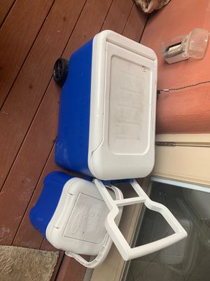 Igloo coolers for Sale in St. Pete Beach, FL
