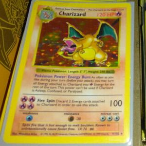 Pokémon Card shadowless Charizard Base Set for Sale in Cerritos, CA