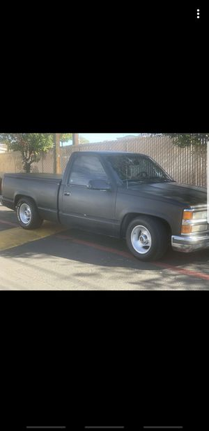 Chevy Silverado 98 for Sale in Sacramento, CA
