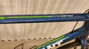 Tall Like New Giant unofficial SEAHAWKS hybrid road bike - $150 (capitol hill not dc) for Sale in Seattle, WA