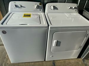 NEW ! ROPER TOP LOAD WASHER & KENMORE GAS DRYER 2020 MODEL for Sale in Riverside, CA