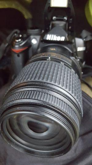 Nikon D3000 DSLR Digital Camera with 2 Nikkor Lenses for Sale in Des Moines, WA