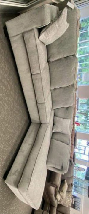 849 Spcl Ashley Sectional New Brand ln Stock for Sale in Baltimore, MD