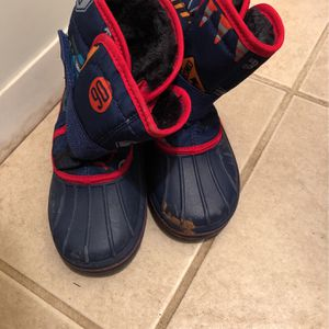 Snow Boots Boys for Sale in Woodbridge Township, NJ