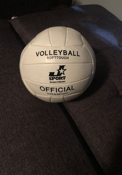 Volleyball Softtouch for Sale in Autaugaville,  AL