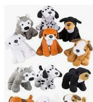 I am looking for unwanted stuffed animals let me know what you have for Sale in Tacoma, WA