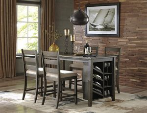 Victoria 5 PC Counter Height Dining Set, #D397 for Sale in Norwalk, CA