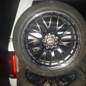 "17"" 5 Lug Universal Set Of Rims for Sale in Ocean Shores, WA"